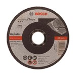 Disco de Corte para Inox 125mm Grão 60 Bosch