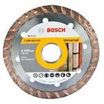 Ficha técnica e caractérísticas do produto Disco Diamantado Turbo Bosch 105mm