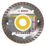 Ficha técnica e caractérísticas do produto Disco Diamantado Turbo Universal 110 X 20mm 8mm 2608602713 - Bosch