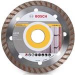 Ficha técnica e caractérísticas do produto Disco Diamantado Universal 4.3/8 Turbo Bosch
