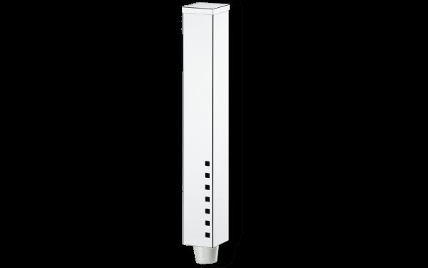 Ficha técnica e caractérísticas do produto Dispenser Quadrado para Copos de Café 5,5 X 40 Cm Brinox