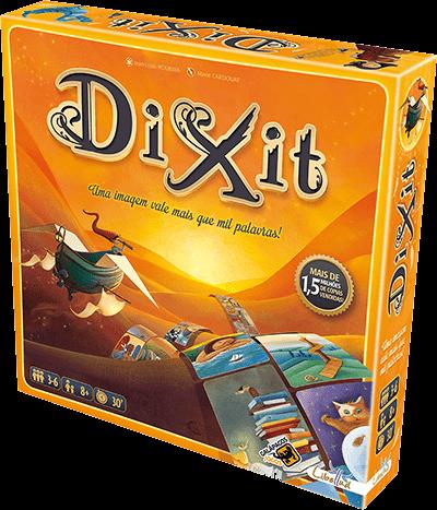 Ficha técnica e caractérísticas do produto Dixit
