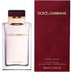 Ficha técnica e caractérísticas do produto Dolce & Gabbana Pour Femme Perfume Feminino Eau de Parfum 100 Ml