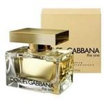 Ficha técnica e caractérísticas do produto Dolce & Gabbana The One Eau de Parfum Feminino 75ML - Dolce & Gabbana