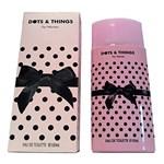 Ficha técnica e caractérísticas do produto Dots & Things Feminino Eau de Toilette 100 Ml