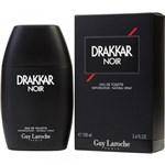 Ficha técnica e caractérísticas do produto Drakkar Noir Masculino Eau de Toilette 100ML
