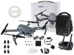 Ficha técnica e caractérísticas do produto Drone DJI Mavic Pro Fly More Combo - Cp.pt.000648