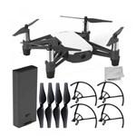 Ficha técnica e caractérísticas do produto Drone DJI Tello, WiFi, Camera HD - Branco