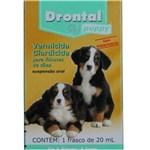 Ficha técnica e caractérísticas do produto Drontal Puppy 20 Ml - Filhotes