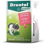 Ficha técnica e caractérísticas do produto Drontal Puppy 20 Ml