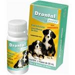 Ficha técnica e caractérísticas do produto Drontal Puppy 20ml Cães Filhotes