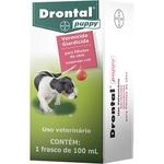 Ficha técnica e caractérísticas do produto Drontal Puppy - 100Ml