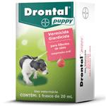 Ficha técnica e caractérísticas do produto DRONTAL PUPPY- para Cães Filhotes Frasco com 20ml