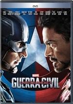 Ficha técnica e caractérísticas do produto DVD Capitão América: Guerra Civil - 1