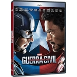 Ficha técnica e caractérísticas do produto DVD Capitão América: Guerra Civil