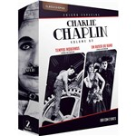 DVD Charlie Chaplin: Longa Metragem - Volume 2 (Duplo)