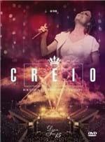 Ficha técnica e caractérísticas do produto Dvd Creio | Diante do Trono