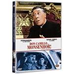 DVD - Don Camillo... Monsenhor!