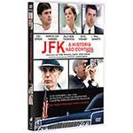 DVD - JFK - a História não Contada