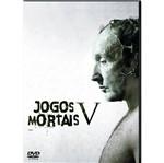 DVD Jogos Mortais V