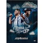 DVD Jorge & Mateus - Terra Sem Cep