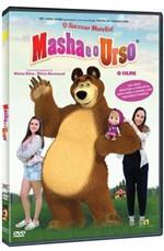 Ficha técnica e caractérísticas do produto Dvd Masha e o Urso: o Filme