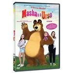 Ficha técnica e caractérísticas do produto Dvd - Masha e o Urso - o Filme