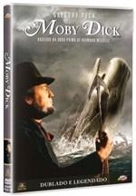 Ficha técnica e caractérísticas do produto DVD Moby Dick - 1