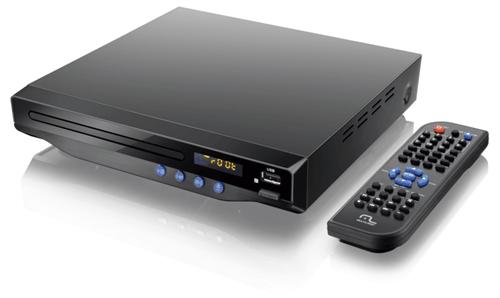 Ficha técnica e caractérísticas do produto Dvd Player Sistema de Som e Imagem Digital 5.1 Canais / Kara