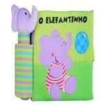 Ficha técnica e caractérísticas do produto Elefantinho, o - Livro de Pano com Som