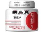Emagrecedor - Óleo de Cártamo CA Tonalin 120 Cáps - Max Titanium