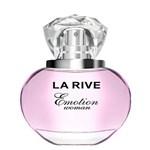Ficha técnica e caractérísticas do produto Emotion Woman La Rive Perfume Feminino Eau de Toilette 50ml