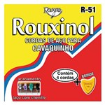 Ficha técnica e caractérísticas do produto Encordoamento de Aço para Cavaquinho R51 ROUXINOL