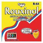Encordoamento para Cavaquinho Tradicional em Aço R-51 - Rouxinol