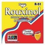 Ficha técnica e caractérísticas do produto Encordoamento para Cavaquinho Tradicional em Aço R-51 - Rouxinol