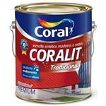 Esmalte Coralit Brilhante Vermelho Gl