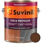 Ficha técnica e caractérísticas do produto Esmalte Sintético Brilhante 900ml Tabaco Suvinil