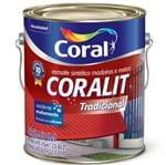 Ficha técnica e caractérísticas do produto Esmalte Sintético Coralit Acetinado Areia 3,6L Coral