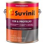 Ficha técnica e caractérísticas do produto Esmalte Sintetico Fosco 3,6L Branco Suvinil