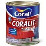 Ficha técnica e caractérísticas do produto Esmalte Sintético Coralit Acetinado Areia 900ml Coral