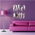 Espelho Decorativo Acrílico - Balada Dançante