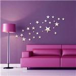 Espelho Decorativo Acrílico - Estrelas