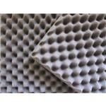 Placa de Espuma Acústica Antichama Kit 4 Placas 1m²