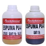 Espuma de Poliuretano A+B (2,100 Kg)