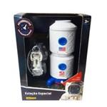 Ficha técnica e caractérísticas do produto Estacao Espacial com Astronauta