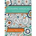 Ficha técnica e caractérísticas do produto Estampas Magicas - Livro para Colorir Antiestresse