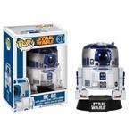 Ficha técnica e caractérísticas do produto Estatueta Funko Pop! Star Wars - R2-D2