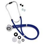 Ficha técnica e caractérísticas do produto Estetoscópio Rappaport Premium Azul