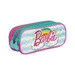 Ficha técnica e caractérísticas do produto Estojo 2 Compartimentos Barbie Dreamtopia Original Sestini