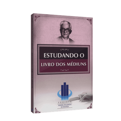 Ficha técnica e caractérísticas do produto Estudando o Livro dos Médiuns